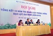 Phòng chống bạo lực gia đình là hành động cần thiết để bảo vệ quyền con người