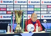HLV Park Hang-seo nhắn nhủ gì với các học trò trước trận chung kết lượt về?
