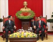 Tăng cường quan hệ hữu nghị truyền thống giữa Việt Nam - Nhật Bản