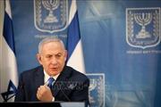 Quốc hội Israel phê chuẩn Thủ tướng Netanyahu kiêm Bộ trưởng Quốc phòng