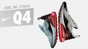 Nike lãi cao nhờ doanh số bán hàng tại Trung Quốc tăng mạnh