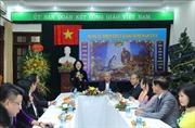 Phó Chủ tịch nước Đặng Thị Ngọc Thịnh thăm Ủy ban Đoàn kết Công giáo Việt Nam