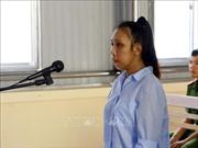 Môi giới gỡ bài giá 600 triệu đồng, nữ phóng viên lĩnh án 4 năm tù