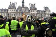 Hàng nghìn người 'Áo vàng' lại biểu tình trên khắp nước Pháp