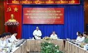 Thủ tướng Chính phủ Nguyễn Xuân Phúc làm việc với lãnh đạo tỉnh Bạc Liêu