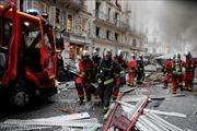 Vụ nổ tiệm bánh làm rung chuyển Paris là do rò rỉ khí ga, ít nhất 12 người bị thương