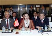 Chủ tịch Quốc hội Nguyễn Thị Kim Ngân kết thúc tốt đẹp chuyến tham dự APPF-27