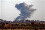 Iraq không kích IS ở miền Đông Syria, ít nhất 20 phần tử khủng bố bị tiêu diệt