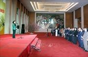 Chủ tịch Quốc hội Nguyễn Thị Kim Ngân chúc Tết lãnh đạo Quốc hội, người lao động Văn phòng Quốc hội