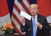 Tổng thống Mỹ khẳng định Hà Nội tổ chức cuộc gặp thượng đỉnh Mỹ - Triều