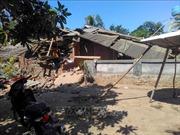 Động đất mạnh rung chuyển miền Đông Indonesia