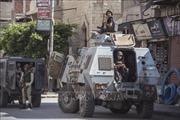 Ai Cập tiêu diệt nhiều phần tử khủng bố tại Bắc Sinai
