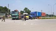 Vụ tai nạn liên hoàn trên Đại lộ Thăng Long, Hà Nội: Hai vợ chồng tử vong
