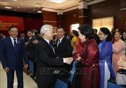 Tổng Bí thư, Chủ tịch nước: Làm tốt vai trò 'cầu nối' hữu nghị và hợp tác Việt Nam - Lào