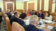 Việt Nam tăng cường phối hợp với các Nhóm nghị sĩ hữu nghị tại Quốc hội LB Nga
