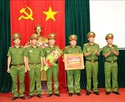 Đà Nẵng khen thưởng Công an quận Hải Châu triệt phá vụ án mua bán, tàng trữ ma túy