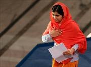 Nhà hoạt động nữ quyền được trao giải Nobel Hòa bình kêu gọi G20 đầu tư cho trẻ em gái