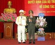 Đại tá Đinh Ngọc Khoa được bổ nhiệm Giám đốc Công an tỉnh Vĩnh Phúc