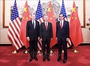Mỹ - Trung bắt đầu vòng đàm phán thương mại mới ở Bắc Kinh