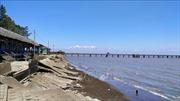 Bố trí chỗ ở cho 47 hộ dân sống trong vùng sạt lở nguy hiểm ở Gò Công Đông