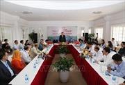 OANA 44: Chủ tịch UBND tỉnh Quảng Ninh tiếp Đoàn Đại biểu các hãng thông tấn OANA