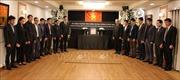 Lễ viếng nguyên Chủ tịch nước Lê Đức Anh tại Hàn Quốc, Hong Kong và Malaysia