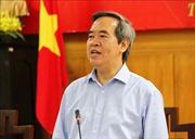 Trưởng Ban Kinh tế Trung ương Nguyễn Văn Bình tiếp xúc cử tri tỉnh Quảng Bình