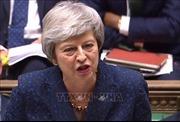 Nỗ lực của Thủ tướng Anh nhằm đưa thỏa thuận Brexit thông qua tại Hạ viện