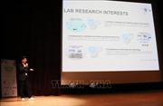 Sinh viên Việt Nam thúc đẩy nghiên cứu khoa học trên đất Hàn