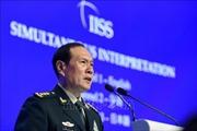 Bộ trưởng Quốc phòng Trung Quốc chỉ trích Mỹ ủng hộ Đài Loan tự trị