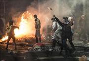 Đánh bom tự sát tại đồn cảnh sát ở Indonesia