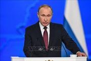 Tổng thống Nga hy vọng tân Thủ tướng Anh sẽ 'mở trang mới' trong quan hệ song phương