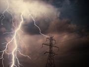 Sét đánh gây thiệt hại nặng cho lưới điện Cao Bằng