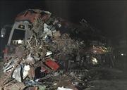 Thăm hỏi, hỗ trợ nạn nhân vụ tai nạn giao thông nghiêm trọng tại Hòa Bình