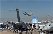 Trên 2.450 doanh nghiệp tham gia triển lãm quốc tế hàng không tại Paris