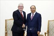 Thủ tướng Nguyễn Xuân Phúc đánh giá cao dấu ấn của Đại sứ Australia Craig Chittick