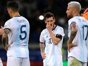 COPA AMERICA 2019: Argentina chưa 'tâm phục khẩu phục' với kết quả trận gặp Brazil