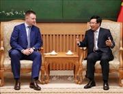 Phó Thủ tướng Phạm Bình Minh tiếp Chủ tịch Cơ quan Liên bang Nga về công tác thanh niên