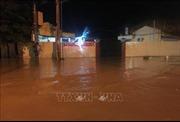 Khu vực Bắc Bộ đến Thanh Hoá có mưa to, nguy cơ lũ quét, sạt lở đất và ngập úng