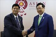 Hoạt động của Phó Thủ tướng, Bộ trưởng Ngoại giao Phạm Bình Minh trong khuôn khổ AMM52