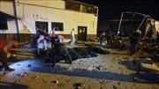 Trên 100 người thương vong trong vụ không kích ở miền Nam Libya