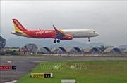 Vietjet sẽ ngừng khai thác nhiều chuyến bay đi Đài Loan (Trung Quốc) vì bão Lekima