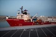 Giải cứu 80 người di cư đã kiệt sức ở ngoài khơi Libya