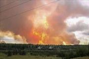Sét đánh gây nổ liên tiếp kho vũ khí Nga ở Siberia