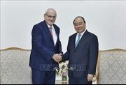 Thủ tướng Nguyễn Xuân Phúc tiếp Tổng Giám đốc Tổ chức Tài chính Quốc tế