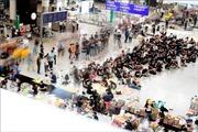 Cảnh sát Hong Kong bắt giữ 748 đối tượng biểu tình quá khích
