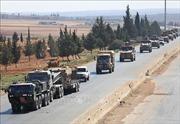 Syria lên án Thổ Nhĩ Kỳ đưa đoàn xe quân sự chở đầy đạn dược tới Idlib