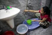 Nước mặn xâm nhập sâu, Đà Nẵng thiếu nước sinh hoạt trầm trọng