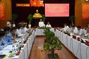 Đoàn công tác Ban Kinh tế Trung ương làm việc tại Đà Nẵng