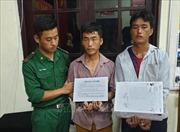 Điện Biên: Bắt hai đối tượng vận chuyển 20.000 viên ma túy tổng hợp trong đêm